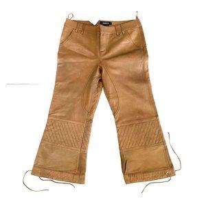 Arden B women's 100% Lamb Leather pant size 4
